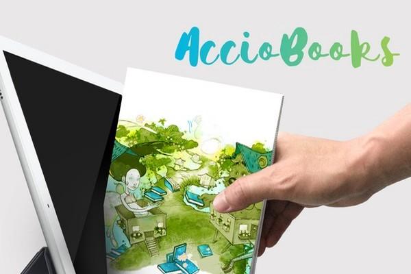 AccioBooks 2.0